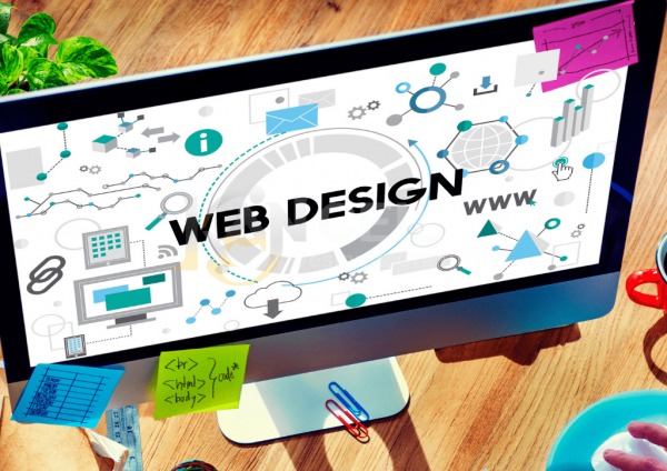 thiết kế giao diện website